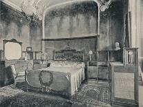 Art Nouveau Style Cabinet, Ca 1900-Eugenio Quarti-Giclee Print