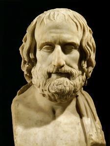 Euripides, 484-406 BC Greek playwright