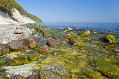Europe, Germany, Mecklenburg-Western Pomerania, Baltic Sea Island R?gen, Chalk Cliffs-Chris Seba-Photographic Print
