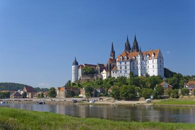 Europe, Germany, Saxony, the Elbe River, Meissen-Chris Seba-Photographic Print