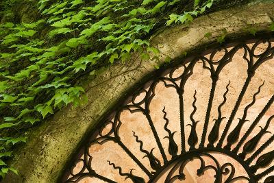 Europe, Italy, Tuscany. Celsa Castle Window Detail-Jaynes Gallery-Photographic Print