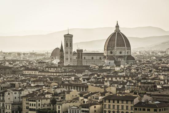 Europe, Italy, Tuscany. the Cathedral of Florence-Catherina Unger-Photographic Print