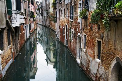 Europe, Italy, Venice, Canal-John Ford-Photographic Print