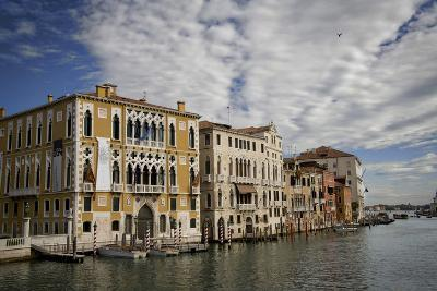 Europe, Italy, Venice, Grand Canal-John Ford-Photographic Print