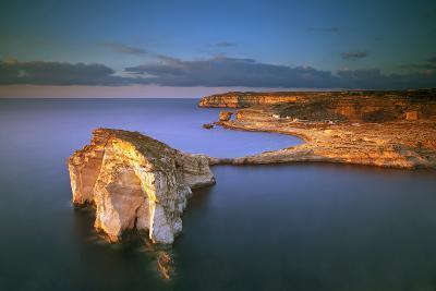 Europe, Maltese Islands, Gozo. Dramatic Scenery in Dwejra-Ken Scicluna-Photographic Print