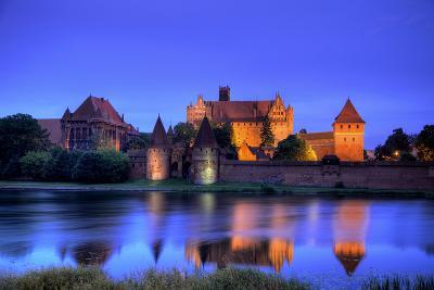 Europe, Poland, Malbork. Medieval Malbork Castle-Jaynes Gallery-Photographic Print