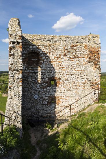 Europe, Poland, Silesia, Krakow-Czestochowa Upland / Polish Jurassic Highland - Olsztyn Castle-Mikolaj Gospodarek-Photographic Print