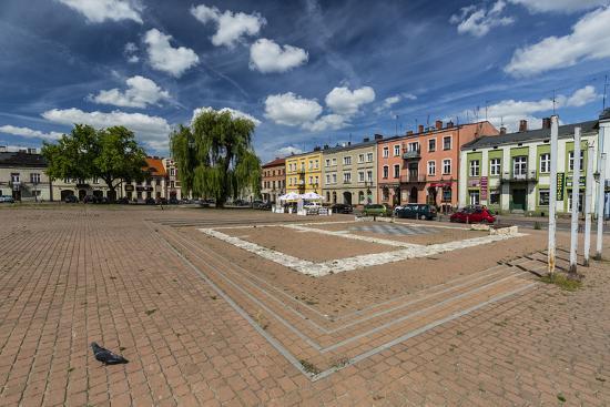 Europe, Poland, Silesian Voivodeship, Czestochowa - city center-Mikolaj Gospodarek-Photographic Print
