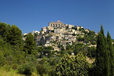 Europe, South of France, Provence, Gordes, Townscape-Chris Seba-Photographic Print