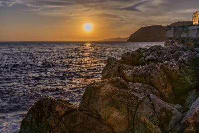 Europe, Spain, La Herradura Sunset-John Ford-Photographic Print