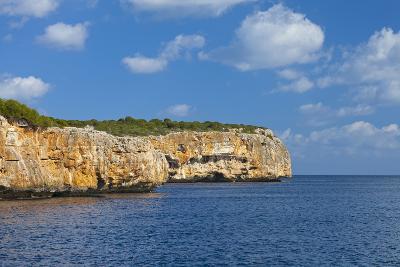 Europe, Spain, Majorca, Bay Cala Na Sau-Chris Seba-Photographic Print