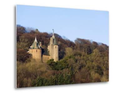 Europe, Uk, United Kingdom, Wales, Cardiff, Castell Coch, (Red Castle)-Christian Kober-Metal Print