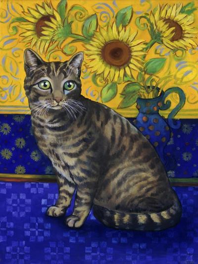 European Cat, Series I-Isy Ochoa-Giclee Print