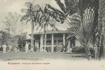 European Residence Tanglin, Singapore--Photographic Print