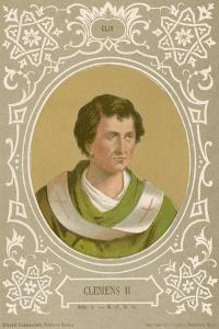Clemens II by European School