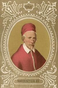 Innocentius XII by European School