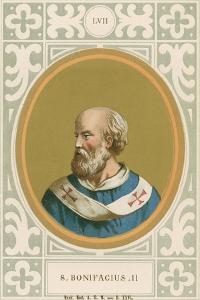 S Bonifacius II by European School