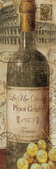 European Wines I--Premium Giclee Print
