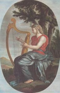 Muses I by Eustache Le Sueur