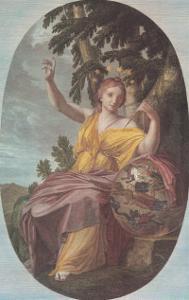 Muses II by Eustache Le Sueur