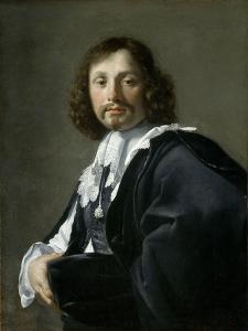 Portrait d'homme by Eustache Le Sueur