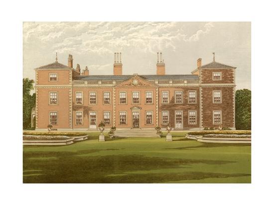 Euston Hall-Alexander Francis Lydon-Giclee Print