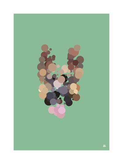 Eva 01-Yoni Alter-Giclee Print