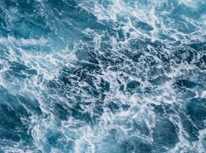 Turbulent Tasman Sea IV by Eva Bane