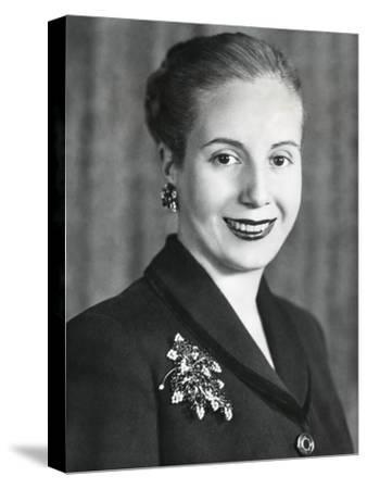Eva Duarte De Peron, Wife of Argentine President Juan Domingo Peron