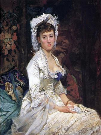 Woman in White, 1879