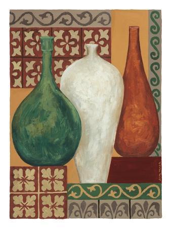 Vessels & Tiles I