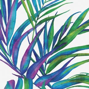 Colorful Leaves II by Eva Watts