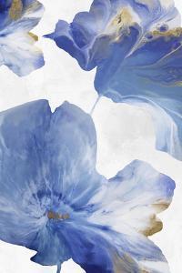 Fluid Flowers I by Eva Watts