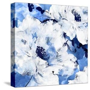Little Blue I by Eva Watts