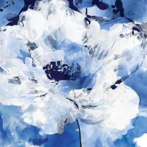 Little Blue II by Eva Watts