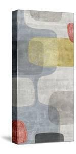 Mid Century Neutral I by Eva Watts