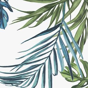Palm Leaves III by Eva Watts