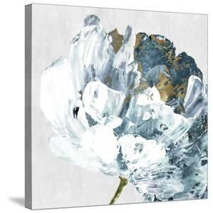 Rhinestone Flower I by Eva Watts