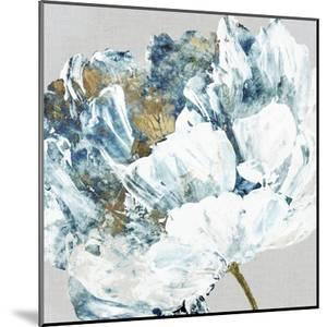 Rhinestone Flower II by Eva Watts