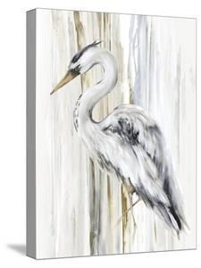 River Heron II by Eva Watts