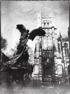 Archangel Michael by Evan Morris Cohen