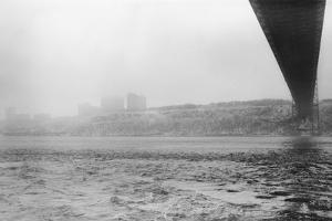 Bridge and Palisades by Evan Morris Cohen