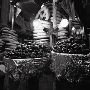 Chestnuts and Pretzels by Evan Morris Cohen