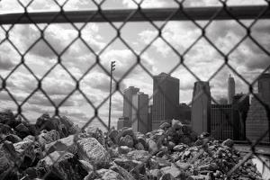 Downtown on the Rocks by Evan Morris Cohen