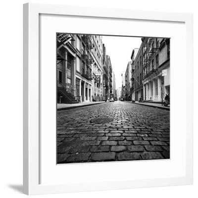 Mercer Street by Evan Morris Cohen