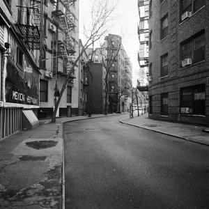 Minetta Lane by Evan Morris Cohen