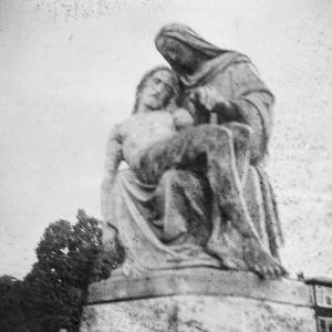 Pietà by Evan Morris Cohen