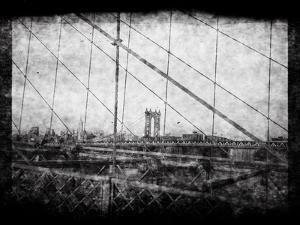 Through Roebling's Grid by Evan Morris Cohen