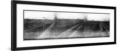 Train Yard Triptych