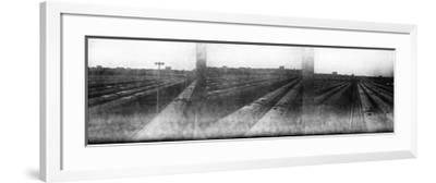 Train Yard Triptych